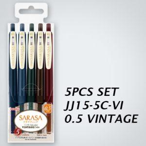 Sarasa Vintage 5C